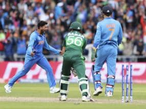 India vs Pakistan, ICC Cricket World Cup 2019: Getting Babar Azam out was 'dream' delivery, says Kuldeep Yadav