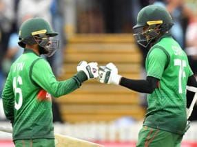 West Indies vs Bangladesh, ICC Cricket World Cup 2019: Shakib Al Hasan, Liton Das help Bangladesh clinch second-highest run chase in tournament history