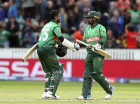 West Indies vs Bangladesh, ICC Cricket World Cup 2019: Shakib Al Hasan trumps Caribbean pace battery in exhilarating Taunton masterclass