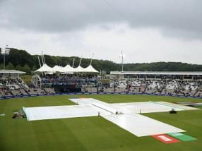 South Africa vs West Indies, ICC Cricket World Cup 2019: Match washed out after Windies' strong start as Proteas collect first point