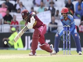 Shai Hope, Carlos Brathwaite script hard-fought victory for West Indies as Afghanistan end disappointing World Cup without win