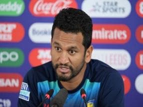 ICC Cricket World Cup 2019: Sri Lanka captain Dimuth Karunaratne says India favourites to win the tournament