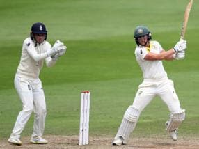 Ellyse Perry pick of the lot once again as Australia retain women's Ashes after draw in only Test