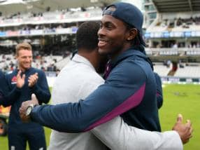 Ashes 2019: Jofra Archer receives England Test cap before rain washes out Day 1 of Lord's Test