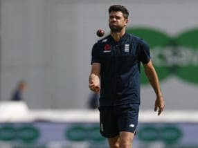 James Anderson says he is 'hungry' to keep playing for England, aims to return for Test series against New Zealand in November