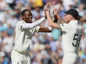 Ben Stokes, Jofra Archer promise bright Test future for England but Joe Root's men have areas to work upon