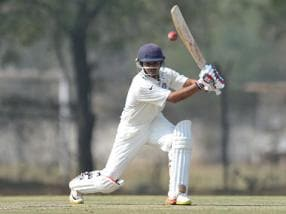 India A vs South Africa A: Priyank Panchal's century headlines day four as second unofficial Test ends in draw