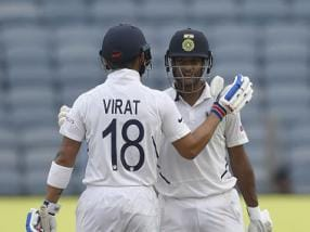 India vs South Africa: Virat Kohli's double hundred has put hosts in driver's seat, says Mayank Agarwal