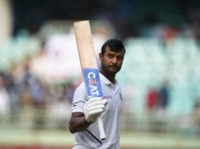 India vs South Africa: Mayank Agarwal partially solves hosts' opening problem and guarantees spot with consistent displays
