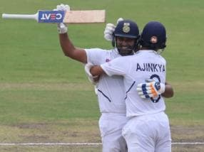 India vs South Africa: Rohit-Rahane show resolve, robustness to ride Rabada wave, steer hosts clear of troubled waters in Ranchi
