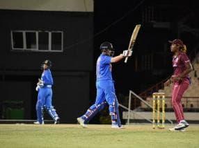 Shafali Verma surpasses Sachin Tendulkar to become youngest Indian cricketer to score international half-century