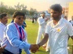 Ranji Trophy 2019-20: K Gowtham takes eight wickets to help Karnataka beat Tamil Nadu; wins for Haryana, Mumbai, Punjab, Gujarat
