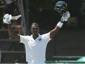 Zimbabwe vs Sri Lanka: Angelo Mathews slams maiden double ton as visitors seize control of first Test with sizeable first innings lead