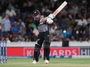 Kane Williamson named ODI player of the year at New Zealand Cricket's virtual awards