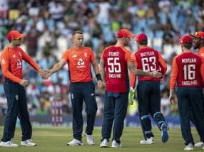 South Africa vs England: Captain Eoin Morgan leads from front to seal victory and series over Proteas