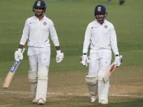 India vs New Zealand XI: Mayank Agarwal, Rishabh Pant back among the runs as visitors' warm-up game ends in draw