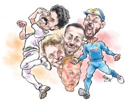Red cards for bad behaviour? ICC can no longer stay silent as errant players are marring cricket's spirit, legacy