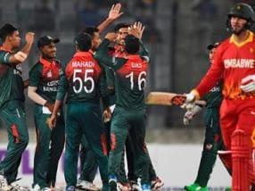 Bangladesh vs Zimbabwe: Soumya Sarkar, bowlers' splendid display headline Tigers' clinical win in first T20I