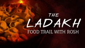 101 India | The Ladakhi food trail with Rosh in the small town of Thiksey
