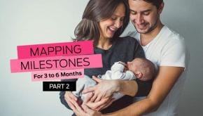 9 Months Episode 2 Part 2: Mapping Milestones For 3 to 6 Months