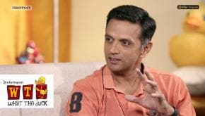 What The Duck: A candid chat with former India batsman Rahul Dravid