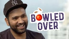 Bowled Over Episode 1: New Zealand pacer Mitchell McClenaghan interviews India's Rohit Sharma