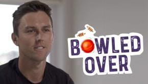 Bowled Over Episode 4: Scott Styris interviews New Zealand pacer Trent Boult