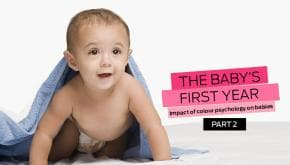 9 Months Episode 3 Part 2 | The baby's first year: Impact of colour psychology on babies