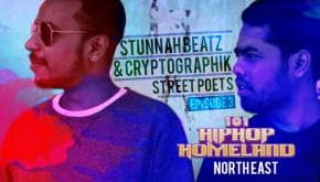 101 Hip-hop Homeland North East | Stunnah Beatz & Cryptographik Street Poets