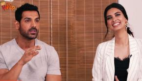 John Abraham, Diana Penty get candid ahead the release of their film Parmanu: The Story of Pokhran