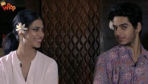 Ishaan Khatter, Malavika Mohanan on their upcoming film Beyond the Clouds and working with Majid Majidi