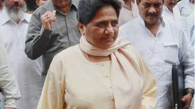 Cracks in cult of Mayawati: Return to Kanshi Ram's alliance formula shows BSP chief's larger-than-life image has begun to crumble