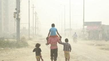 Air pollution kills one lakh Indian children aged under five every year, accounts for 12.5% of total deaths in country, finds CSE study