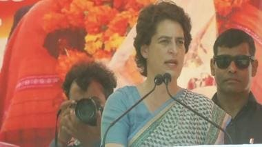 'I will find out about those who did not work': Priyanka Gandhi rebukes Congress workers for party's defeat in Lok Sabha polls