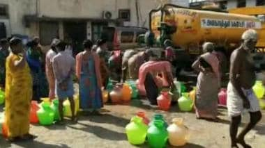 Water crisis in Chennai: Ministers and officials say there is no problem even as four major reservoirs run dry
