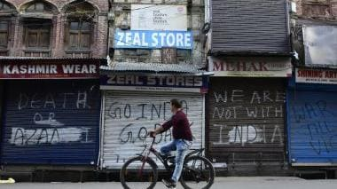 Reluctant to travel away from their homes in Kashmir, businessmen in Srinagar fear situation will worsen two months since abrogation of Article 370