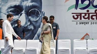 India remembers Mahatma Gandhi on his 150th birth anniversary as BJP, Congress spar over his legacy