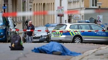 Two shot dead near synagogue in Germany's Halle, suspect held; another Turkish restaurant was also targetted, say reports