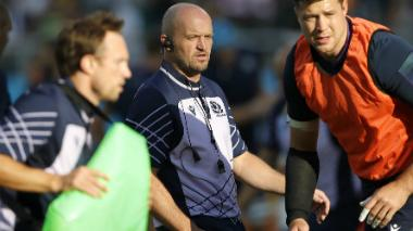 Rugby World Cup 2019: Scotland coach hopes organisers do 'all they can' to make Japan clash happen despite typhoon