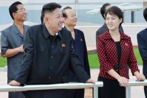 Images: Kim Jong-un's mystery woman is his wife, 'comrade Ri'