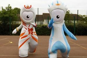 Images: And your favourite Olympics mascot is...