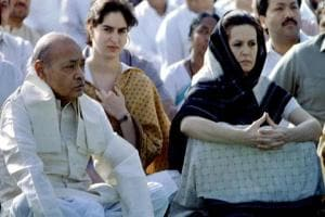 Images: 15 years of Sonia Gandhi as Congress party chief