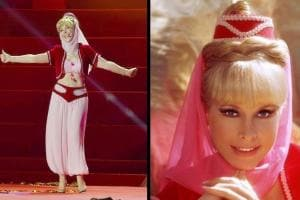 At 78-years old Barbara Eden's Jeannie has still got it