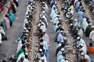 Eid Mubarak! Images of celebration across the world