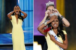 Photos: Indian-origin Nina Davuluri crowned Miss America 2014