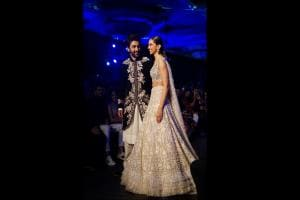 Deepika Padukone, Ranbir Kapoor set the ramp on fire with Manish Malhotra's collection at The Walk of Mijwan