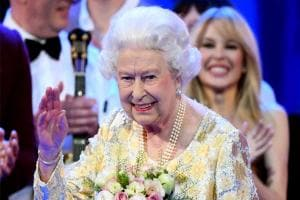 Queen Elizabeth II rings in 92nd birthday with family, friends at London's Royal Albert Hall