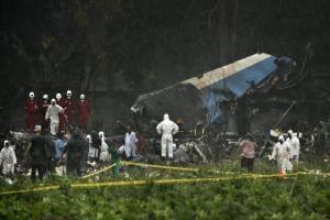 Cuba plane crash: Boeing 737 plane crashes near Havana airport; President Miguel Diaz-Canel says probe underway