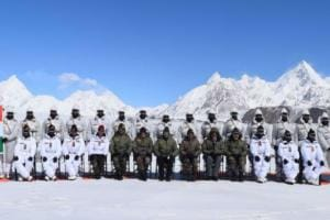 Ram Nath Kovind becames second president to visit Siachen, says he is carrying country's gratitude for soldiers