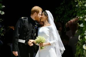 Royal wedding: Prince Harry and Meghan Markle marry in a star-studded Windsor Castle ceremony